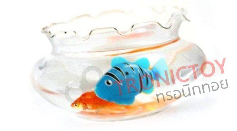 fish robot auto swimming nemo in jar