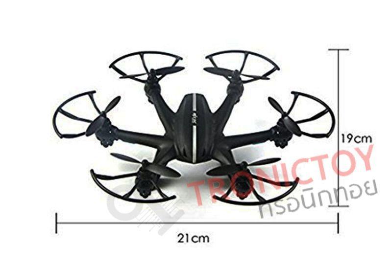โดรน 6 ใบพัด ไจโรสโคป 6 แกน บินนิ่ง เสถียรภาพสูง 2.4 GHz X Series RC Helicopter Drone X800 Hexacopter with 6 Axis Gyroโดรน 6 ใบพัด ไจโรสโคป 6 แกน บินนิ่ง เสถียรภาพสูง 2.4 GHZ X SERIES RC HELICOPTER DRONE X800 HEXACOPTER WITH 6 AXIS GYRO