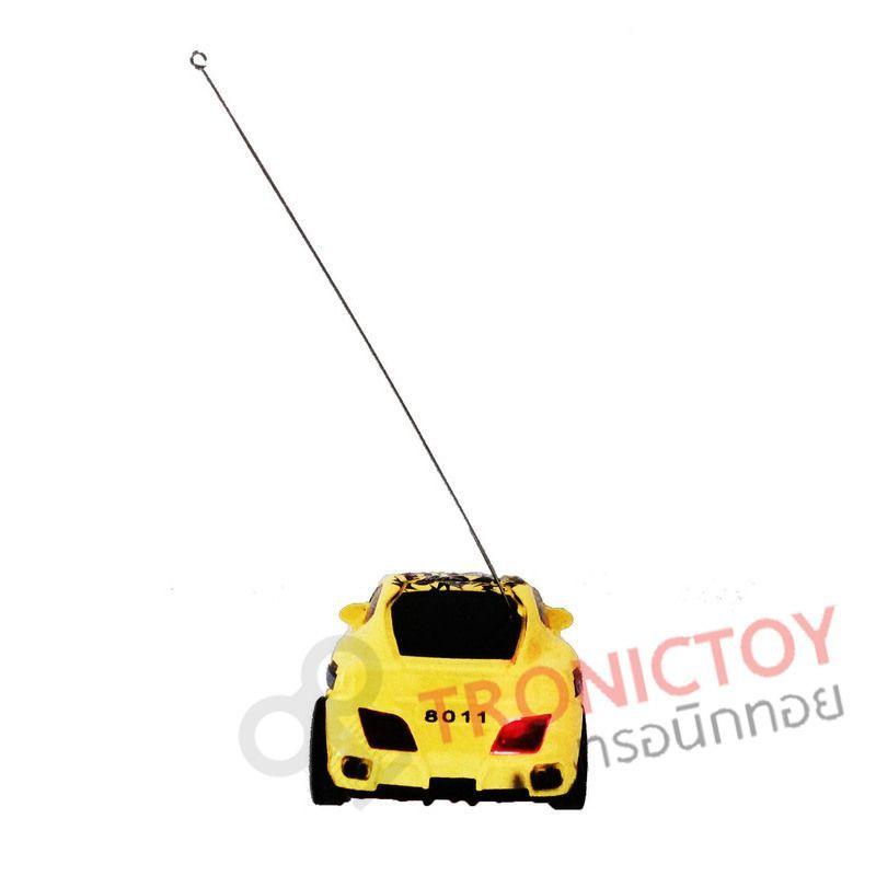 รถกระป๋อง มินิคาร์บังคับวิทยุ มีไฟหน้าไฟท้าย