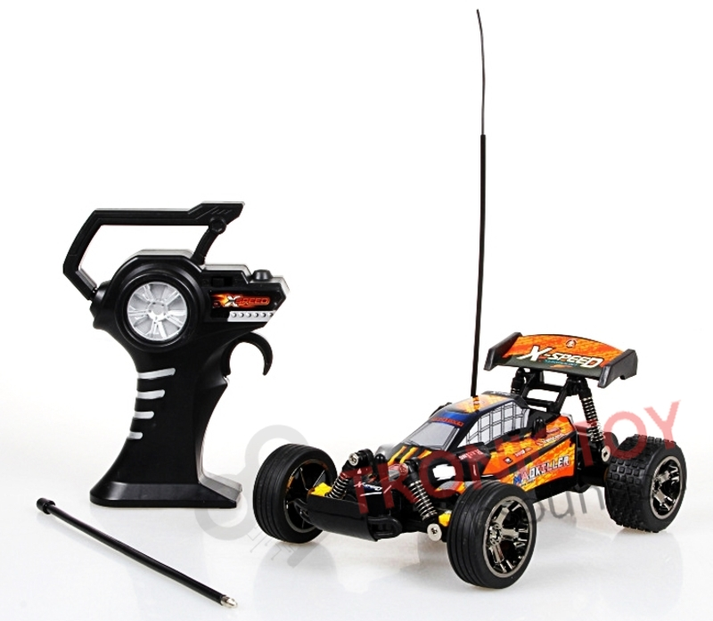 RC MAD RUNNER X BUGGY SPEED
