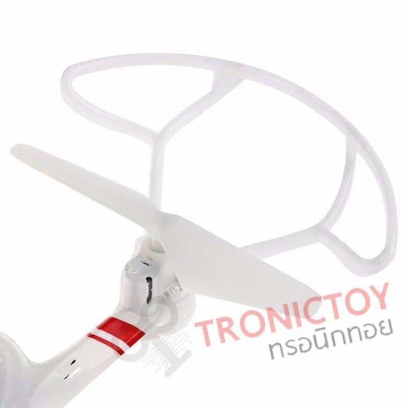 โดรนบังคับวิทยุ 4 ใบพัด สุดยอดอัจฉริยะอากาศยาน พร้อมฟังก์ชัน ปุ่มเดียวบินกลับที่เดิม 2.4 GHz 4 Channel Super-F Intelligent unmanned aerial vehicle quadcopter drone One Key Return Remote Control Size